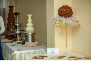 Изображение Фан Фонтан на Свадебной Ярмарке 2014